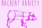 BackFat Logo