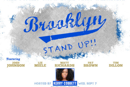 Brooklyn, STAND UP!!!!