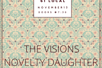 Sunday Sounds feat. The Visions, Novelty Daughter, and Honey & the Sting