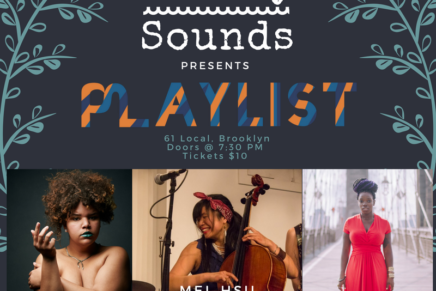Sunday Sounds x Playlist feat. Amy León, Mel Hsu, and Jenn Mundia