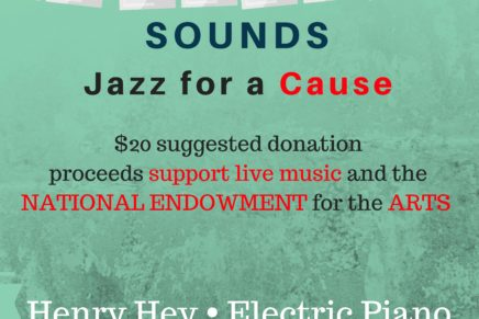 Sunday Sounds Jazz for a Cause: Henry Hey Trio to benefit NEA