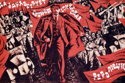 Seeing Red: On the Centenary of the Russian Revolution