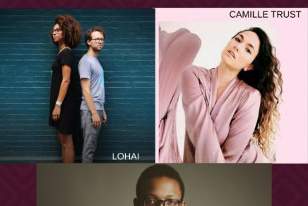 Sunday Sounds ft. Lohai, Camille Trust, and Vuyo Sotashe